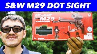 クラウン モデル S&W M29.44マグナム6インチ 標準小売価格 5980円(税...
