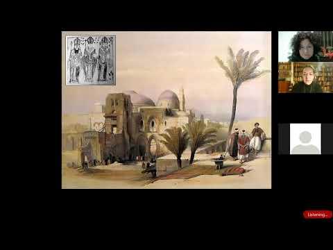Яна Чехановец про армянские изразцы Иерусалима