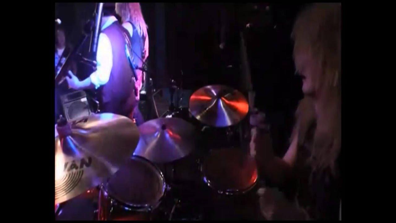 Mama Kin / Guns N' Roses - Drum Cover by @suto7 from ISHII SYOKAI