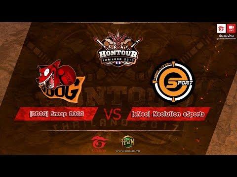 [CH.1] HTT 2017 Cycle 5 : G League round 7