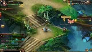 Браузерная онлайн игра DragonKnight - Обзор