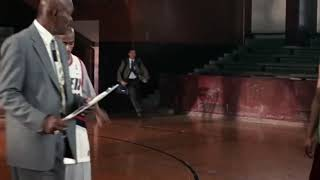 Всё что я знаю о баскетболе ... отрывок из фильма (Тренер Картер/Coach Carter)2005