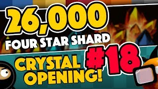 26,000 4 Star SHARD MADNESS!!  Crystal Opening #18