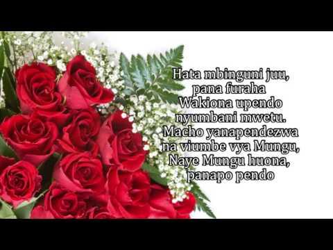 PANAPO PENDO By Msanii Records Chorale