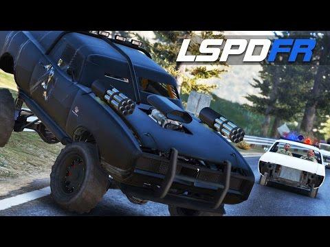 LSPDFR E124 - Dukageddon Runs | Police Chase Me