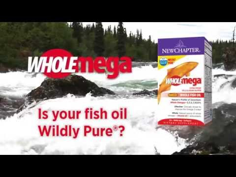 Is Your Fish Oil Wildly Pure - New Chapter Wholemega (LOTUSmart.com)