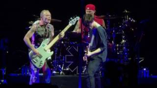 Red Hot Chili Peppers Live In Miami 4-29-17