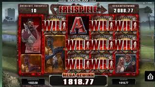 RECORD WIN Lost Vegas Slot