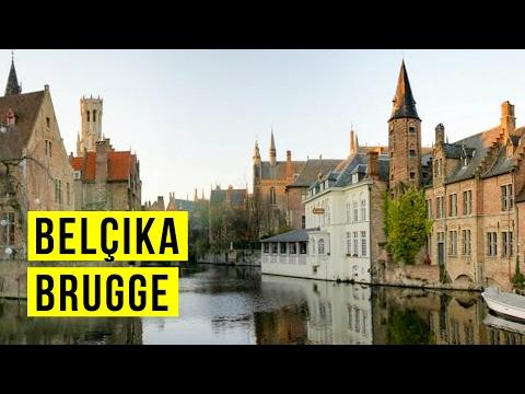 Brugge'de Gezmedik Yer Bırakma: GEZİMANYA BRUGGE REHBERİ