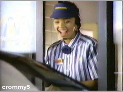 1992 McDonald's Commercial with Richard Dreyfuss