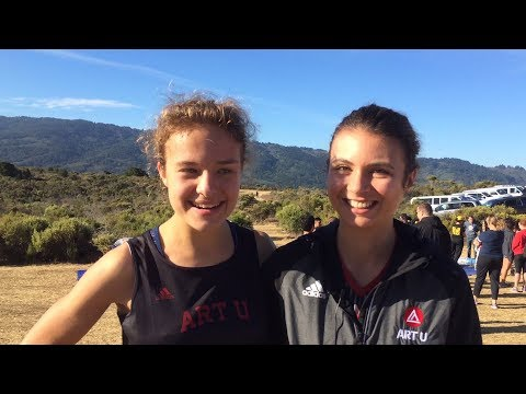 Cross Country Recap @ PacWest Championships 10-21-17