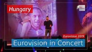 Hungary Eurovision 2019: Joci Pápai - Az én apám - Eurovision in Concert - Eurovision Song Contest