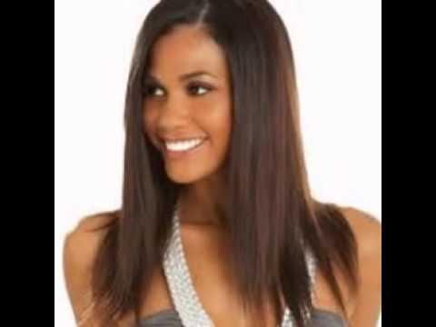 Human Hair Half Wigs - YouTube 37e083d93
