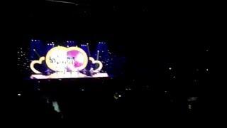K3 SHOW - Opening / Stukje Mamase 4-3-2016 HMH