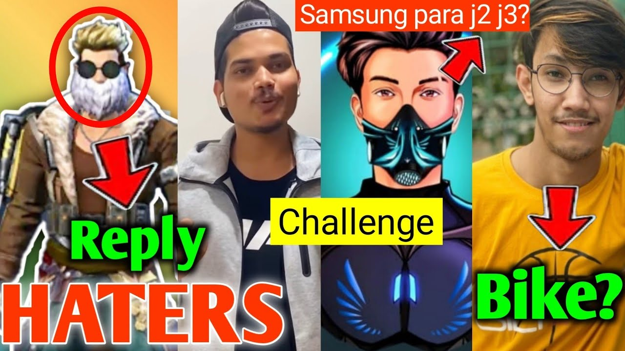 Total Gaming reply to haters. Skylord react Samsung para & News. Two Side gamer. Pahari new bike?