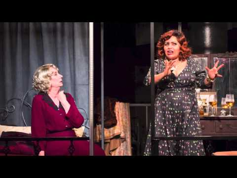 """Review of Tennessee Williams' """"The Mutilated"""" w/ Mink Stole & Penny Arcade"""