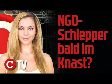 NGO-Schlepper bald im Knast?, Milliarden im Bundeshaushalt vertuscht: Die Woche COMPACT