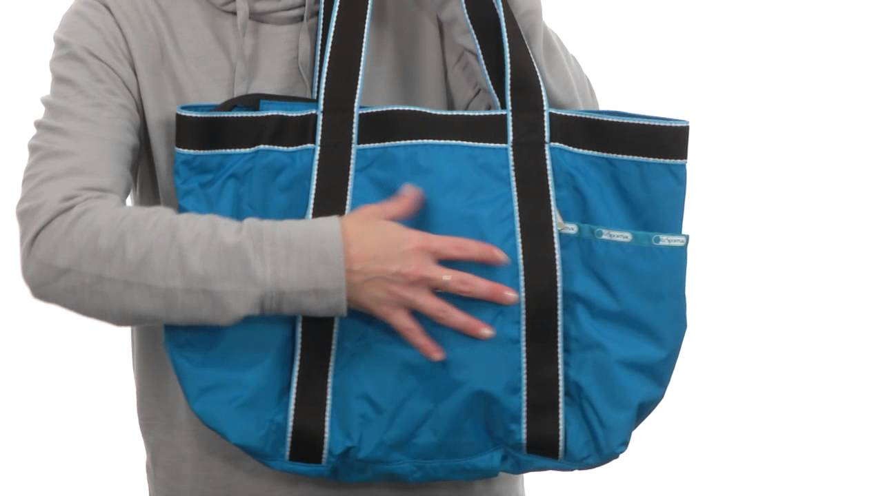 Lesportsac Luggage Gym Tote Sku 8511659