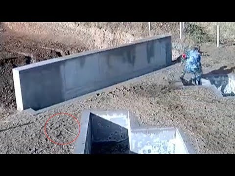Recruit nearly dies of grenade explosion during training