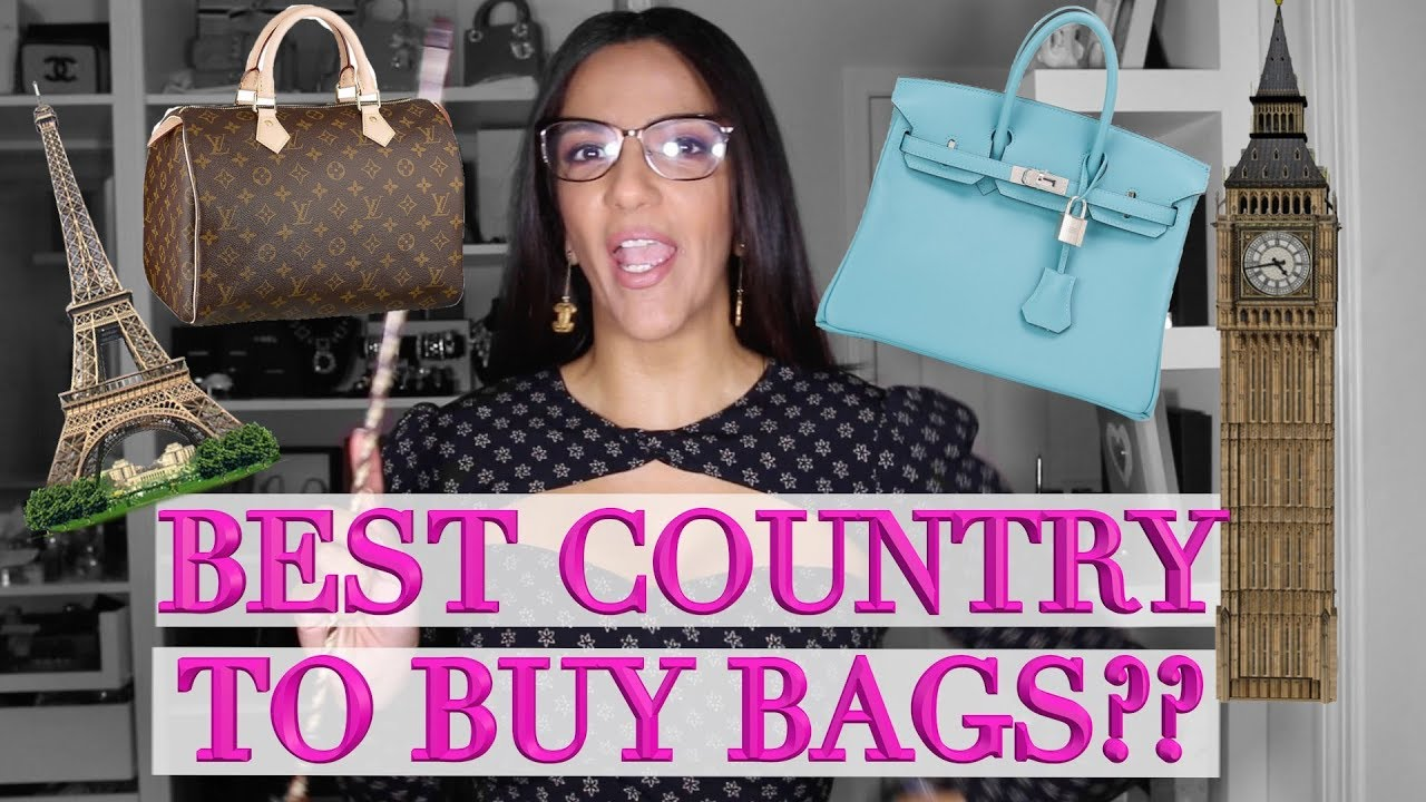 ee75b7c0402293 Which Country Is Cheapest to Buy Bags? Which Brand is the Best DEAL: Chanel,  LV or Hermes?