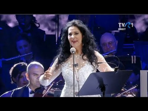 Angela Gheorghiu - Ploaia şi noi (Concert Zilele Bucureştiului 2017)