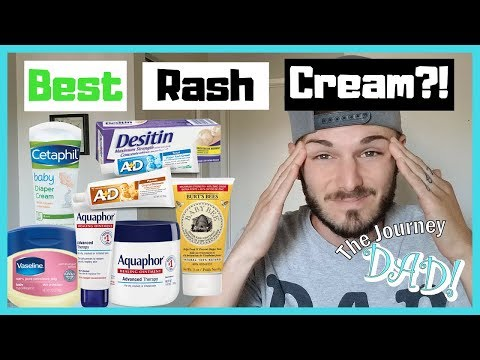 How To Get Rid Of Diaper Rash - Best Diaper Rash Cream | Dad Approved!