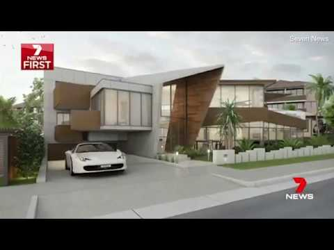 Salim Mehajer has plans for ANOTHER garish mansion in Sydney