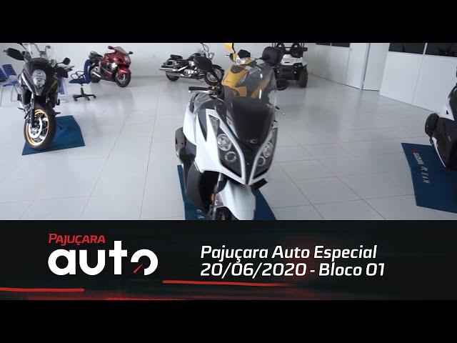 Pajuçara Auto Especial 20/06/2020 - Bloco 01