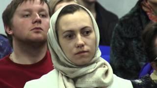 Встреча протоиерея Андрея Ткачева с православной молодёжью