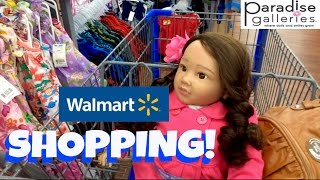 Walmart Trip with Paradise Galleries Doll - Kauilani! Tourist Section at Walmart - Only in Hawaii!