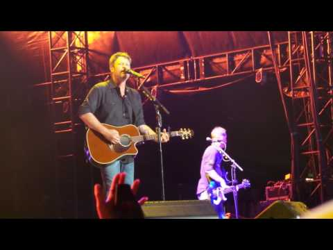 Blake Shelton Concert at the Country 500 Fest 2017