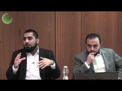 The Global Financial Crisis   A Legal and Shari'ah Scholar's View | Sheikh Bilal Khan, Dome Advisory