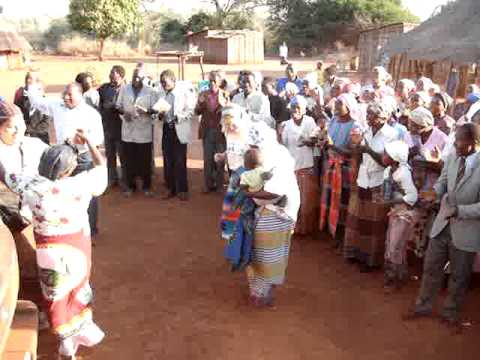 African Greeting