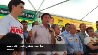 Michel Temer reunirá peemedebistas em Goiânia para articular candidatura