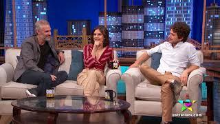 Entrevista con Dario Yazbek, Sheryl Rubio, y Juan Pablo Medina - Noches con Platanito