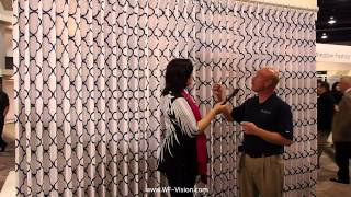 Q Motion Drapery at IWCE Vision14