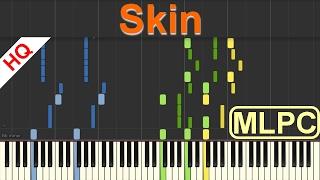 Rag'n'Bone Man - Skin I Piano Tutorial by MLPC