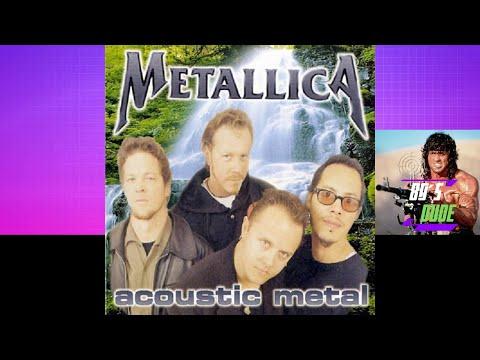 MetallicA - Acoustic Metal (1997) FULL UNOFFICIAL RELEASE ALBUM Mp3