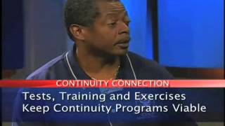 Business Continuity Planning - Training - Exercise