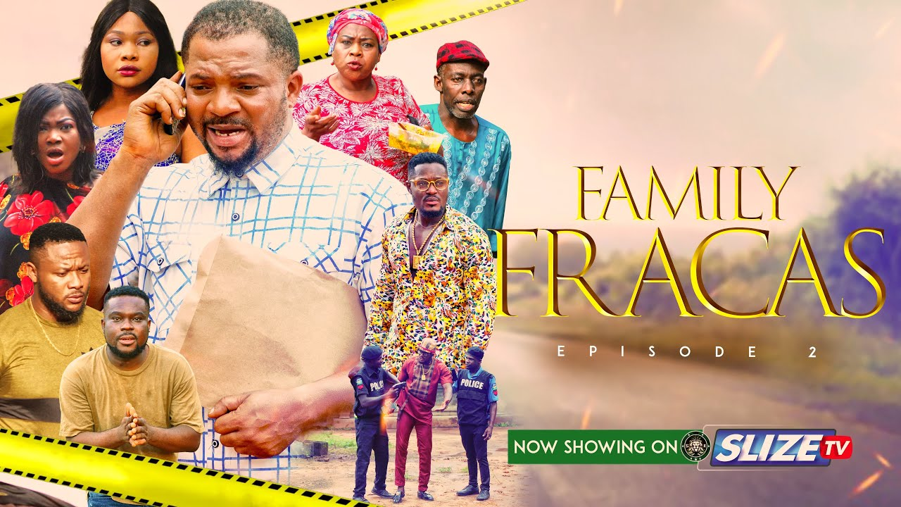 Download FAMILY FRACAS (EPISODE 2) - WALTER ANGA New Movie 2021 Latest Nigerian Nollywood Movie 1080p