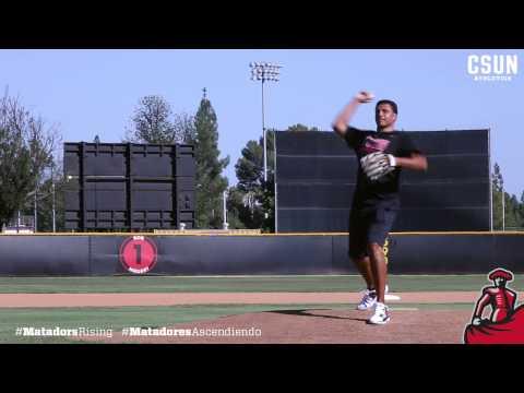Reggie Theus First Pitch Promo #3