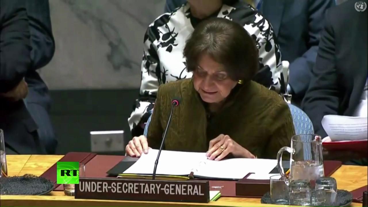 Совбез ООН проголосовал за обсуждение ситуации в Венесуэле