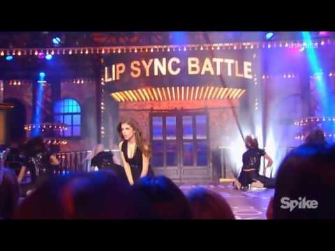 LIP SYNC BATTLE || Anna Kendrick Round 2