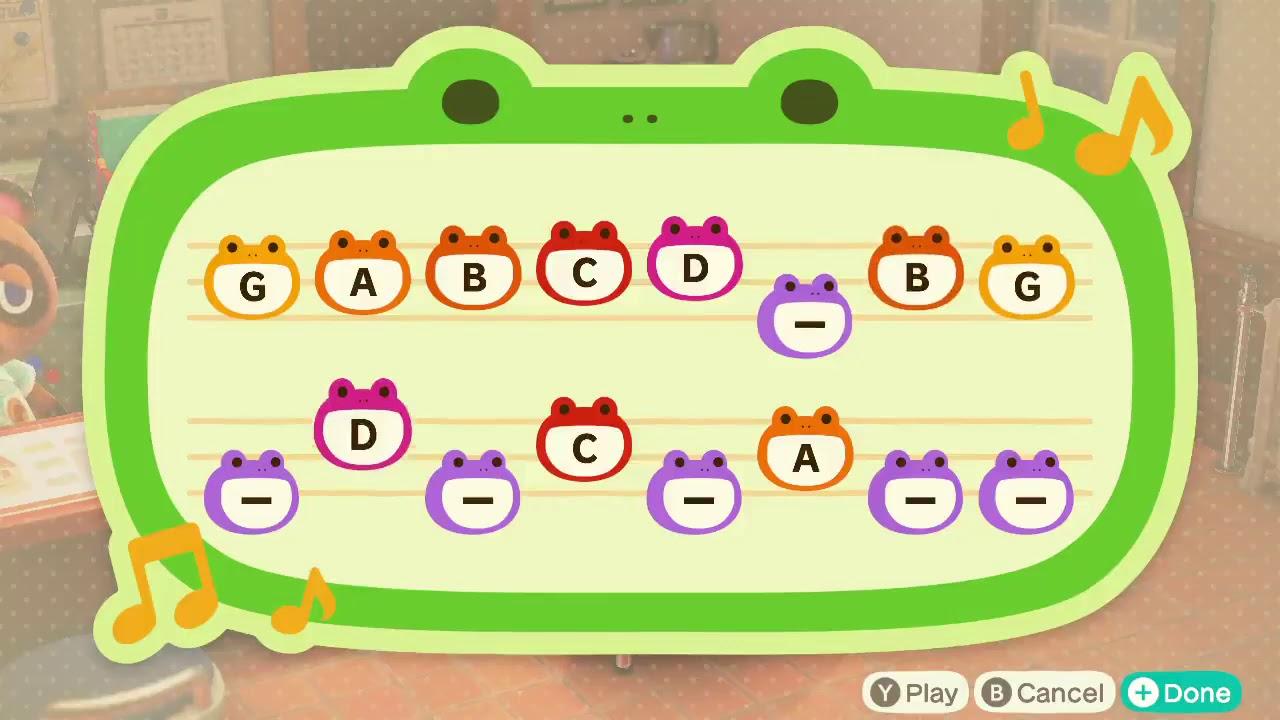 Animal Crossing New Horizons My Neighbor Totoro Town Tune Youtube