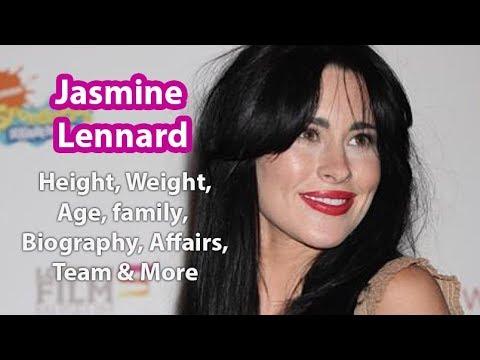 Jasmine Lennard Height Weight Measurements Age Boyfriend Net Worth