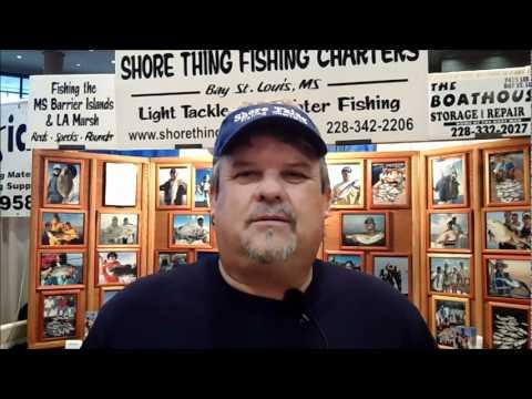 Redfish Coubion With Captain Kyle Jarreau