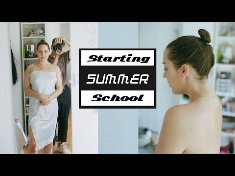 SUMMER IN NYC | Week 3 : Starting Summer Classes