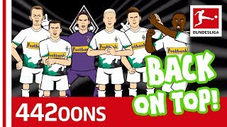 Back on Top! – Mönchengladbach Song Powered by 442oons