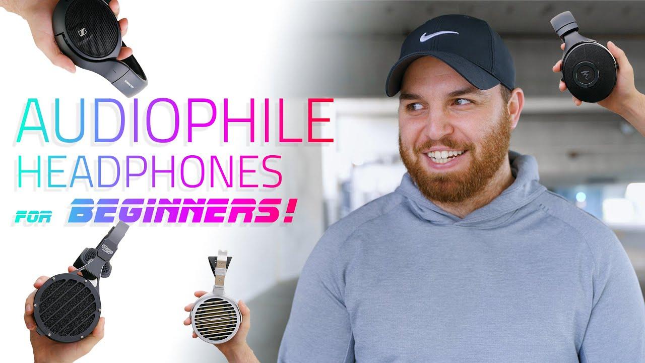 Download Audiophile Headphones: For Beginners!