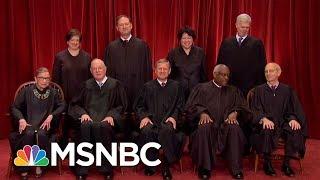 Supreme Court Rejects Partisan Gerrymandering Case | Hallie Jackson | MSNBC